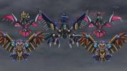 Shay Flys In With Raidraptors