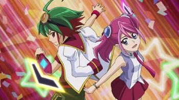 Yu-Gi-Oh! ARC-V - Tập 002