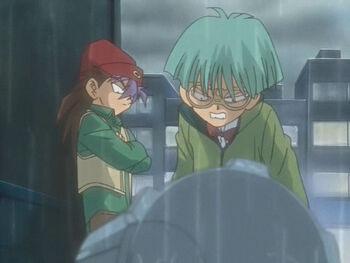 Yu-Gi-Oh! - Episode 161