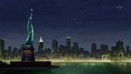 New York in Standard Dimension