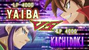 Yaiba VS Isao