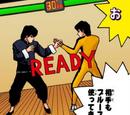 Yugi and Street Fighter's Virtual VS games