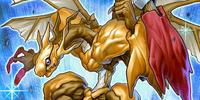 Drago Fonte della Vita