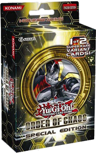 Order of Chaos: Special Edition