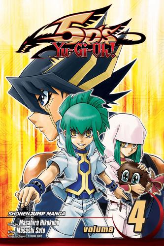 <i>Yu-Gi-Oh! 5D's</i> Volume 4
