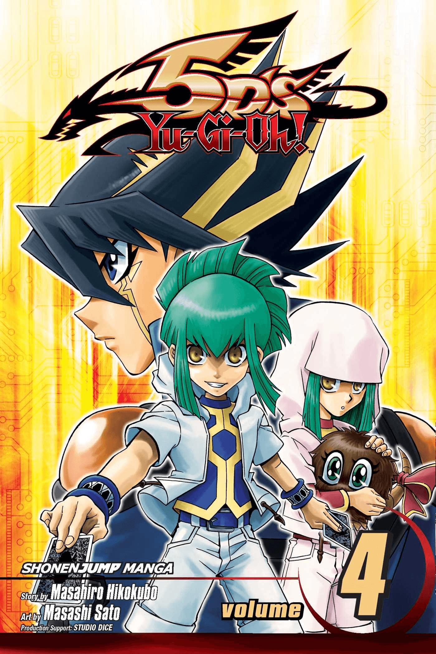 Yu-Gi-Oh! 5d'S Rollen