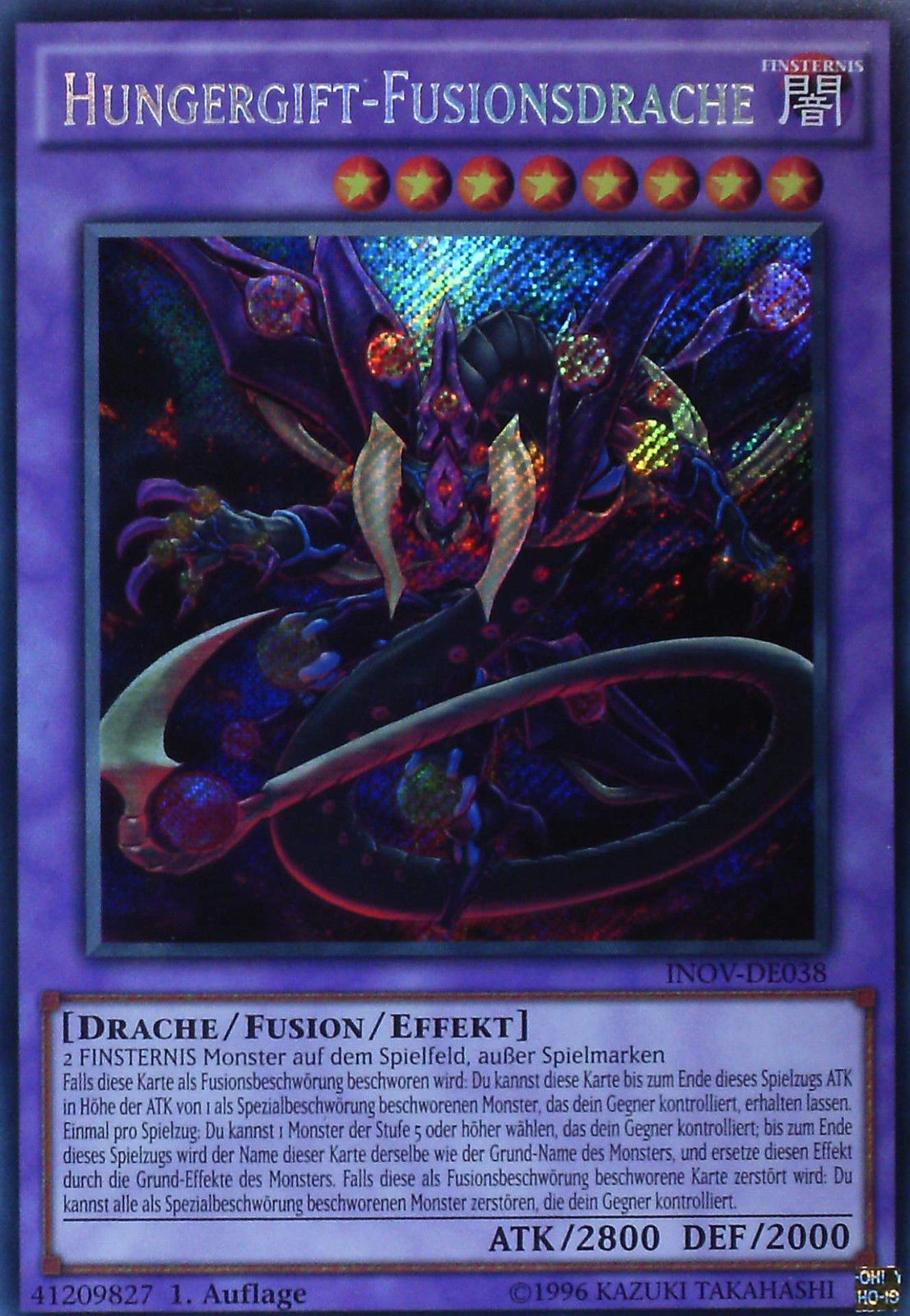 set card galleries invasion vengeance tcg de 1e yu gi oh