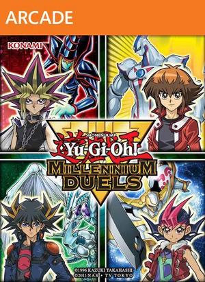 Yu-Gi-Oh! Millennium Duels-EN