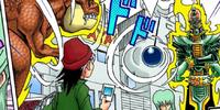 Dinosaur Ryuzaki and Esper Roba's Duel (manga)