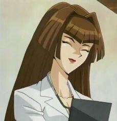 Meanae as Ms. Miine