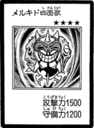 MelchidtheFourFaceBeast-JP-Manga-DM