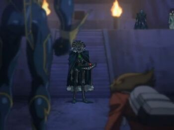 Yu-Gi-Oh! GX - Episode 135