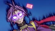 Awakened Yuri before absorption