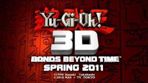NEW English Trailer Yu-Gi-Oh! 3D - Bonds Beyond Time