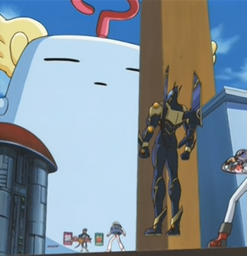 Yu-Gi-Oh! GX - Episode 023