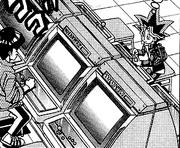 Yugi VS Street Fighter
