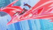 5Dx147 Flying Yusei Go