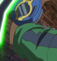 Arc V Underground Labor Facility Guard's Duel Disk
