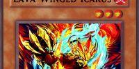Lava-Winged Icarus