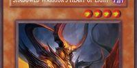 Shadowed Warrior's Heart of Light