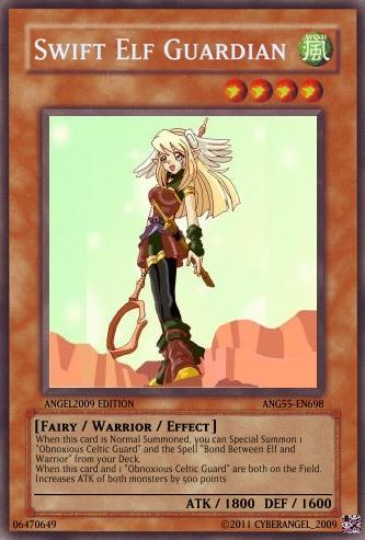 Swift Elf Guardian