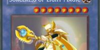 Sorceress of Light Magic
