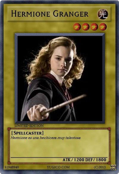 Hermione granger wiki yu gi oh fanfiction fandom - Harry potter hermione granger fanfiction ...