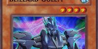 Blizzard Golem