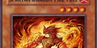 Spartan Dragon-Fire Fuel