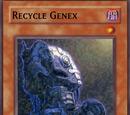 Recycle Genex