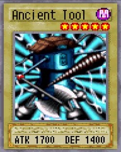 Ancient Tool 2004