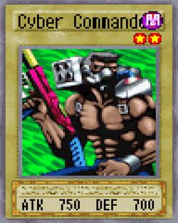 Cyber Commander 2004