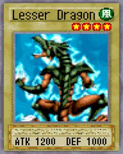 Lesser Dragon 2004