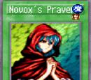 Novox's Prayer