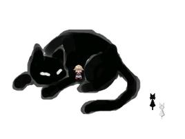 Schoolblackcat