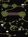 Dark swamp world