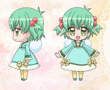 Mint | Yumeiro Patissi...