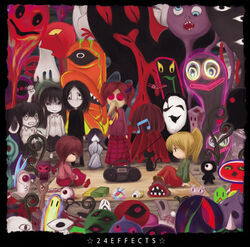 24 Effects Album Cover