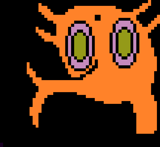 File:A strange orange creature.png