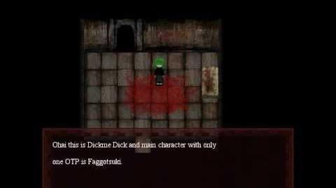 Yumenikki fangame(?) Dickme Dicki