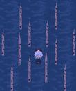 Underwaterteleporttostarrypier