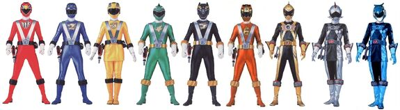 RPM Rangers