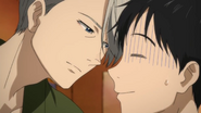 Viktor jealous