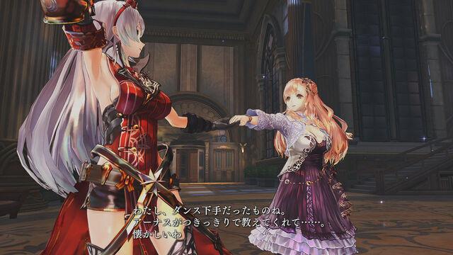 File:Arnice and Lilysse dance.jpg