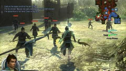 Dynasty Warriors Online Rescue the Apprentice S-0