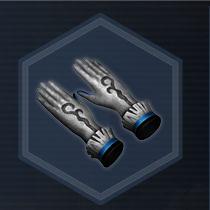 Cow gloves m c
