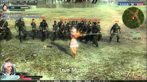 DWO War Spear - Musou's
