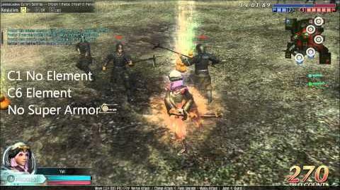 DWO Eastern Sword - Pierce