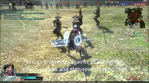 DWO Iron Blade - Advanced