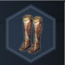 Royal boots